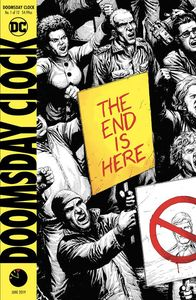 [Doomsday Clock #1 (of 12 - Final Printing) (Product Image)]