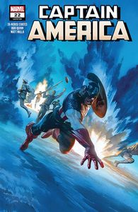 [Captain America #22 (Product Image)]