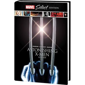 [Astonishing X-Men: Gifted (Marvel Select Hardcover) (Product Image)]