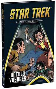 [Star Trek: Graphic Novel Collection: Volume 120: Untold Voyages (Hardcover) (Product Image)]