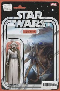 [Star Wars #54 (Christopher Action Figure Variant) (Product Image)]