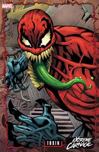 [Extreme Carnage: Toxin #1 (Johnson Connecting Variant) (Product Image)]