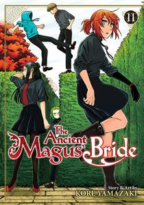 [The Ancient Magus' Bride: Volume 11 (Product Image)]