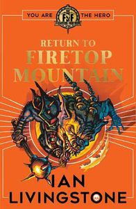 [Fighting Fantasy: Return To Firetop Mountain (Product Image)]