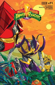 [Power Rangers #8 (Cover B Legacy Variant Di Nicuolo) (Product Image)]
