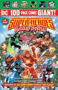[Worlds Greatest Superheroes: Holiday Special 100 Page Comic Giant (Product Image)]