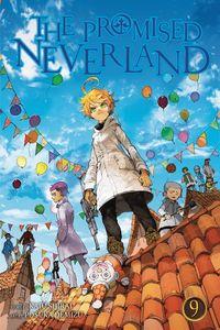 [Promised Neverland: Volume 9 (Product Image)]