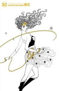 [Wonder Woman: Black & Gold #3 (Janaina Medieros Variant) (Product Image)]