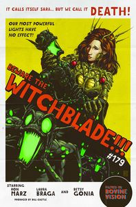 [Witchblade #178 (Cover A Braga) (Product Image)]