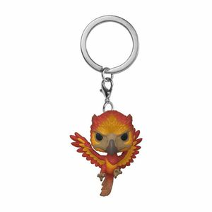 [Harry Potter: Pocket Pop! Vinyl Keychain: Fawkes (Product Image)]