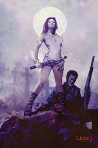 [Die!Namite: Lives #3 (Cover O Elite Ed Suydam Non Zombie Virgin Variant) (Product Image)]