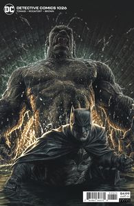 [Detective Comics #1026 (Card Stock Lee Bermejo Variant) (Product Image)]