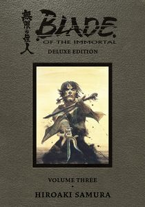 [Blade Of The Immortal: Deluxe Edition: Volume 3 (Product Image)]
