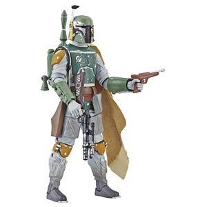 [Star Wars: The Empire Strikes Back: Black Series Archive Action Figure: Boba Fett (Product Image)]