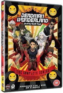 [Deadman Wonderland Complete Box-Set (Product Image)]