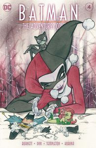 [Batman: The Adventures Continue #4 (Peach Momoko Variant) (Product Image)]