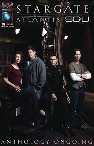 [Stargate Atlantis: Universe Anthology Ongoing #1 (SGA Photo Cover) (Product Image)]