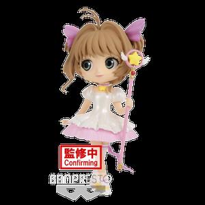 [Cardcaptor Sakura: Sakua Card: Q Posket Figure: Sakura Kinomoto (Version A) (Product Image)]