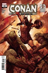 [Conan The Barbarian #18 (Product Image)]