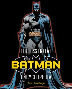[Batman: The Essential Encyclopedia (Product Image)]