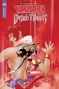 [Vampirella: Dejah Thoris #5 (Cover C Segovia) (Product Image)]
