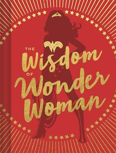 [Wisdom Of Wonder Woman (Hardcover) (Product Image)]