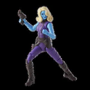 [Marvel Studios What If...?: Marvel Legends Action Figure: Heist Nebula (Product Image)]