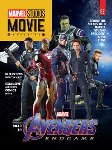 [Marvel Studios Movie Magazine: Avengers Endgame (Movie Special) (Product Image)]