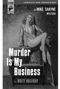 [Hard Case Crime: Murder Is My Business (Product Image)]