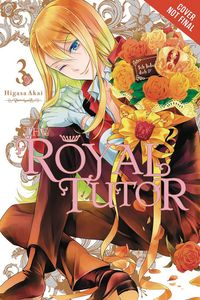 [The Royal Tutor: Volume 3 (Product Image)]