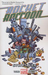 [Rocket Raccoon: Volume 2: Storytailer (Product Image)]