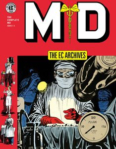 [The EC Archives: MD (Hardcover) (Product Image)]