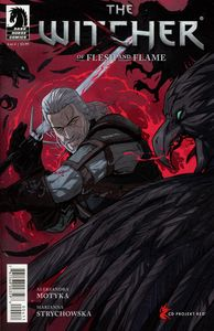 [The Witcher #4 (Of Flesh & Flame) (Product Image)]