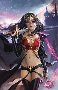 [Grimm Fairy Tales #23 (Cover C Burns) (Product Image)]