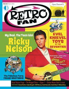 [Retrofan Magazine #15 (Product Image)]