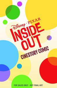 [Disney: Pixar: Inside Out Cinestory: Retro Collected Edition (Product Image)]