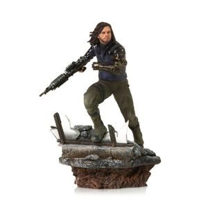 [Avengers: Endgame: Art Scale Statue: Winter Soldier (Product Image)]