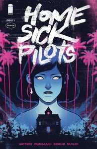 [Home Sick Pilots #1 (Signed Edition) (Product Image)]