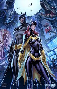 [Detective Comics #1027 (J Scott Campbell Batman Batgirl Variant) (Product Image)]