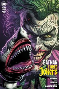 [Batman: Three Jokers #1 (2nd Printing Jason Fabok Variant) (Product Image)]