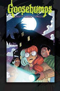 [Goosebumps: Creep Crawly Comics (Product Image)]