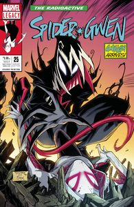 [Spider-Gwen #25 (2nd Printing Randolph Variant) (Legacy) (Product Image)]