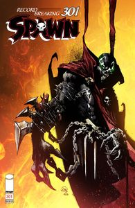 [Spawn #301 (Cover D Alexander) (Product Image)]
