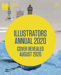 [Illustrators Annual 2020 (Product Image)]