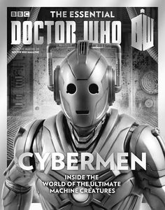 [Essential Doctor Who #1 Cybermen (Product Image)]