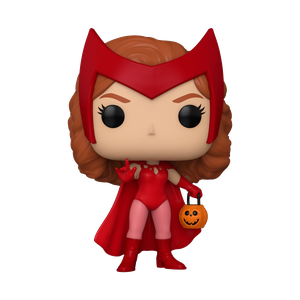 [Marvel: WandaVision: Pop! Vinyl Figure: Wanda (Halloween) (Product Image)]