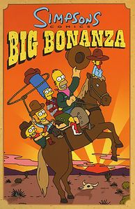 [The Simpsons: Big Bonanza (Product Image)]