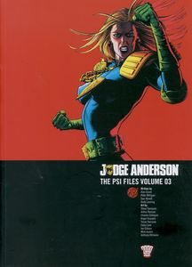 [2000AD: Judge Anderson: Psi Files: Volume 3 (Product Image)]