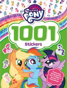 [My Little Pony: 1001 Stickers (Product Image)]