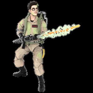 [Ghostbusters: Plasma Series Action Figure: Egon Spengler (Glow-In-The-Dark) (Product Image)]